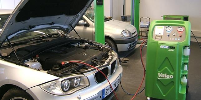 Nombreux Garages Contrevenant La Réglementation Fluides