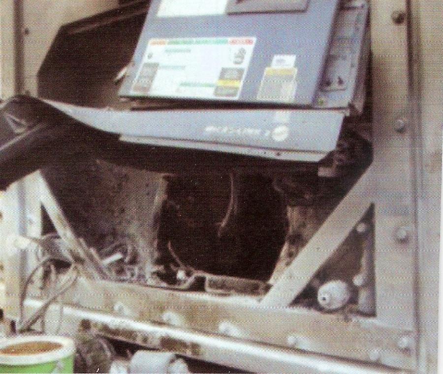 Explosion D'un Conteneur Frigorifique Au Vietnam IIF